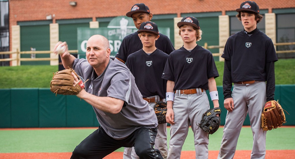 Ripken Baseball Training Tips
